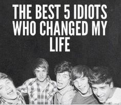 One Direction ♥ definitely the BEST IDIOTS IN THE PLANET!!!!!  :) love you, boys! I Love You All, Just The Way, With All My Heart, Niall Horan, Zayn Malik, Louis Tomlinson, 1direction, Guys, Stairs