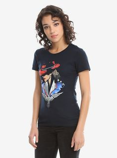 Marvel Peggy Carter Collage T-Shirt,