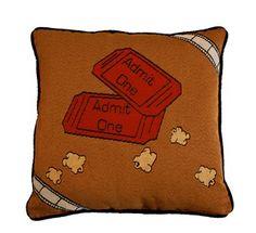 Pillow $60 HT Market