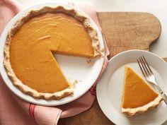 Get Vegan Pumpkin Pie Recipe from Food Network