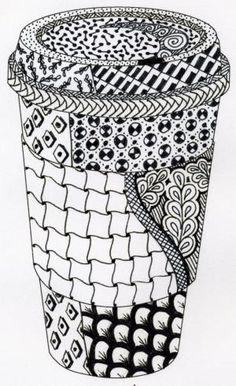 zentangle by Hercio Dias