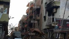احتدام المعارك للسيطرة على مستشفى الهواري ببنغازي