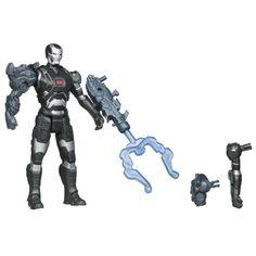 Marvel Iron Man 3 Avengers Initiative Assemblers War Machine Figure $10.93 #topseller