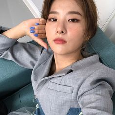 seulgi seul gi kang seulgi aesthetics aesthetic cute soft pastel red velvet reveluv reve sm ent 레드벨벳 r o s i e Kpop Girl Groups, Korean Girl Groups, Kpop Girls, South Korean Girls, Red Velvet アイリーン, Red Velvet Seulgi, Sooyoung, My Girl, Cool Girl