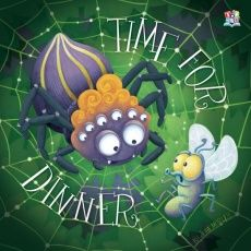 Time For Dinner | MagicBlox Online Kids Book