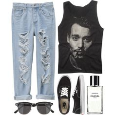 cool kids can't die by rosiee22 on Polyvore featuring polyvore fashion style Vans Urban Outfitters Chanel