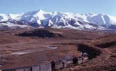 Double Headed Henschel ON the Esquel line in southern Argentina 1976 Sight & Sound, Wild West, 2 In, Patagonia, Mount Everest, Southern, Mountains, Photography, Travel