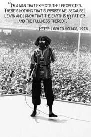 Peter Tosh news article