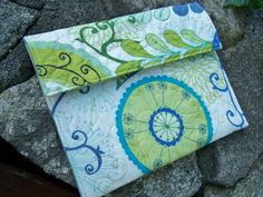 Quilted iPad/Tablet Case