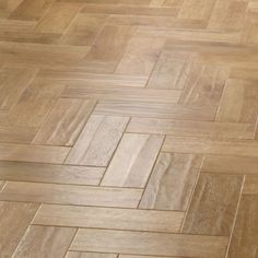 Karndean Art Select Parquet Blonde Oak Vinyl Flooring - AP01