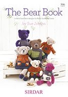 Sirdar The Bear Book 506 Knitting Pattern Book Chunky Brand: Sirdar Yarn Thickness: Chunky Style: Toys Little Ruby, Teddy Bear Clothes, Rowan Yarn, Simply Knitting, Chunky Knitting Patterns, Knit Patterns, Bear Design, Knitted Animals, Knitting Books