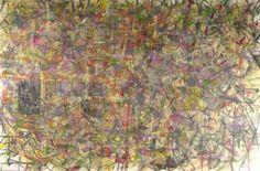 "Saatchi Art Artist Randy Nutt; Drawing, ""Information"" #art"