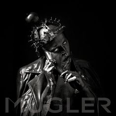 Mugler - Mugler Preview Images for F/W 11 Video by creative director Nicola Formichetti