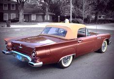 '57 Thunderbird Bronze