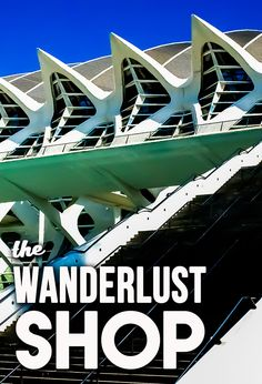 Wanderlust Duo's Valencia Custom Trip Planning makes sure you have the perfect vacation for just $5 a day. Plan Your Trip, Where To Go, Valencia, Ibiza, Trip Planning, Modern Architecture, Traveling By Yourself, Belts, Spain