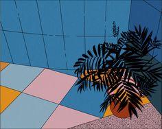 #illustration #art #plants #summer