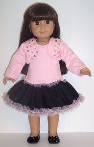 0cefaaafdf61 Dori s Doll Boutique - 85954L-PINK Black And Pink Dress