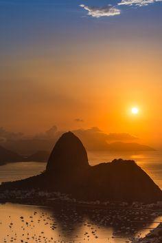 Rio de Janeiro - Brazil byHigor de Padua Vieira Neto