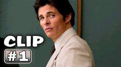 """I bet his Poop smells like Sandalwood"" ANCHORMAN 2 Movie Clip # 1"