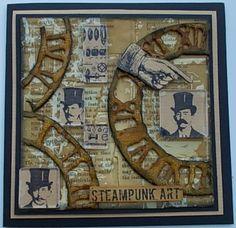 Tracy Evans: Steampunk Art