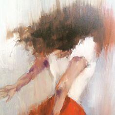 oil painting by Agnieszka Sukiennik