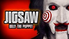 JIGSAW HALLOWEEN MAKEUP TUTORIAL --  Billy The Puppet - YouTube