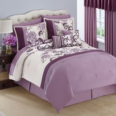 Dynasty Oversized 6-Pc. Comforter Set Collection