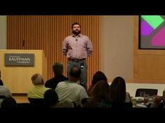 How to Raise $1 Million in 30 Days or Less — Slava Rubin, cofounder of international crowdfunding platform Indiegogo, shares best practices for startup funding and answers questions about his own entrepreneurial journey, how to create an effective campaign, and more.