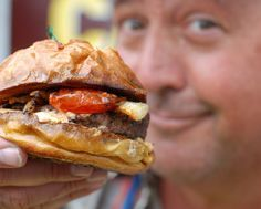 Tips for building better burgers | Dude knows what's up.