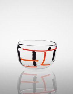 """PHILLIPS : NY050314, Fulvio Bianconi, Rare """"Gatto"""" vase, from the """"A Macchie"""" series"""