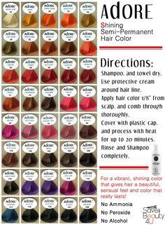 Best hair color!