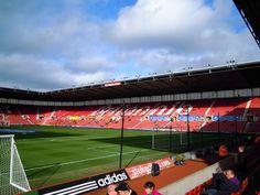 @Stoke Britannia Stadium #9ine