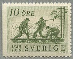 ◇Sweden  1956