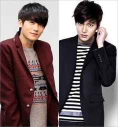 Lee Min Ho's New Drama 'Heirs' Will filming in America in September,..& ZE:A's Hyungsik joins the cast.