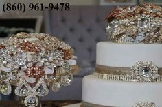 Elegant custom Haute Collection Cake Décor piece tops putting the icing on the wedding haute cake toppers. We can custom make these elegant pieces to match your bouquet Purple Wedding Bouquets, Blue Wedding Dresses, Bridal Bouquets, Card Table Wedding, Cheap Wedding Invitations, Wedding Cakes, Wedding Rings Rose Gold, Wedding Rings Vintage, Wedding Planning Book