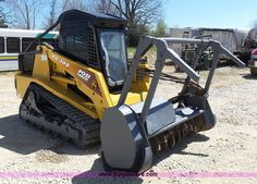 2007 ASV RC100 skid steer | Item L7031 selling at Thursday May 12 Construction Equipment Auction | Purple Wave, Inc.