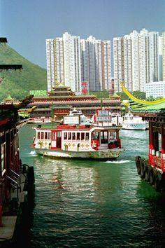 Reisfotografie Harbour HongKong