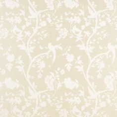 Just put this wallpaper up in my downstairs toilet- Oriental Garden Linen Floral Wallpaper Laura Ashley Garden Wallpaper, Linen Wallpaper, Washable Wallpaper, Cream Wallpaper, Feature Wallpaper, Embossed Wallpaper, Of Wallpaper, Pattern Wallpaper, Hallway Wallpaper