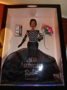 1999 40th Anniversary Barbie #22336