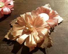 Silk Flower Tutorial