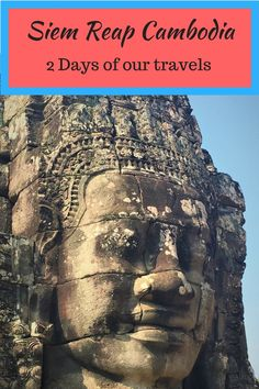 We spent a wonderful 2 days in Siem Reap Cambodia read about our experiences and the many temples we visited Beautiful Places To Travel, Best Places To Travel, Cool Places To Visit, Asia Travel, Solo Travel, Travel Plan, Travel List, Travel Goals, Travel Guide