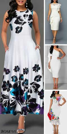 Upgrade your wardrobe and try new styles this year - Women's style: Patterns of sustainability Modest Dresses, Elegant Dresses, Beautiful Dresses, Casual Dresses, Church Dresses, Fall Dresses, African Print Fashion, African Fashion Dresses, African Dress