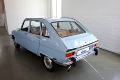 1976 Renault 16 - R 16 TL Maintenance/restoration of old/vintage vehicles: the material for new cogs/casters/gears/pads could be cast polyamide which I (Cast polyamide) can produce. My contact: tatjana.alic@windowslive.com