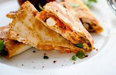 Quesadillas – favorit till tacomiddagen
