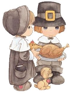 precious moments thanksgiving - Google Search