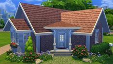 Totally Sims: Tiny Gardener's Starter • Sims 4 Downloads