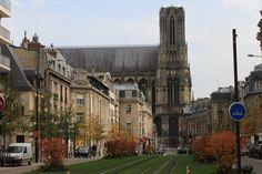 Reims, France Notre Dame, France, Building, Travel, Viajes, Places, Normandie, Buildings, Destinations