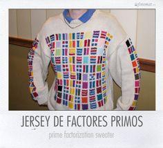 Fotomat Jersey de factores primos