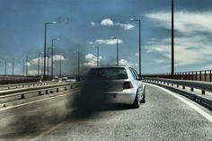 Dirty diesel ;)
