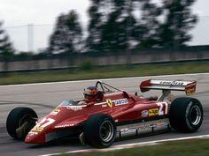 1982 GP Brazylii (Gilles Villeneuve) Ferrari 126 C2